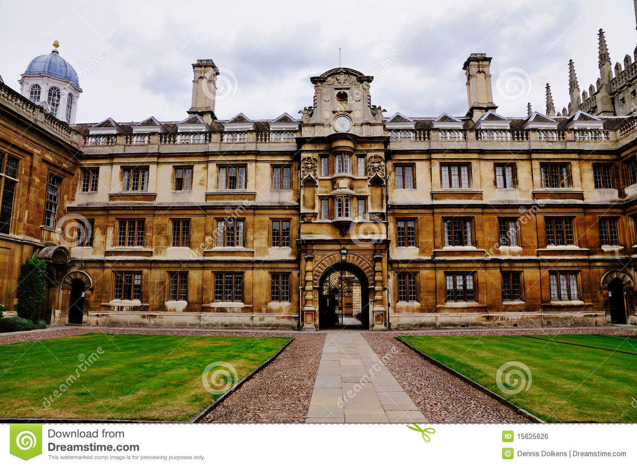 Environmental Science clare college cambrdige