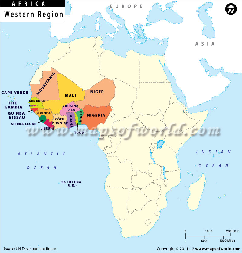 essays on world regions