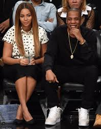 Jay-Z and Bwyoncw
