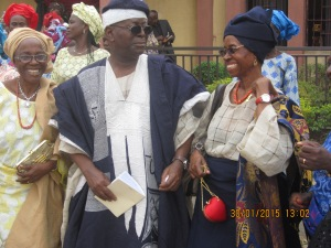 Etu at Funeral 2015