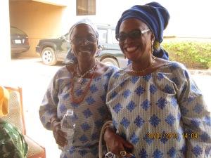 PARTY TIME 4ronke with Waleola Ojomo NEE ADAMOLEKUN
