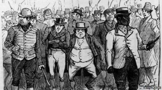 BRITAINs amala politics of 2 centuries back