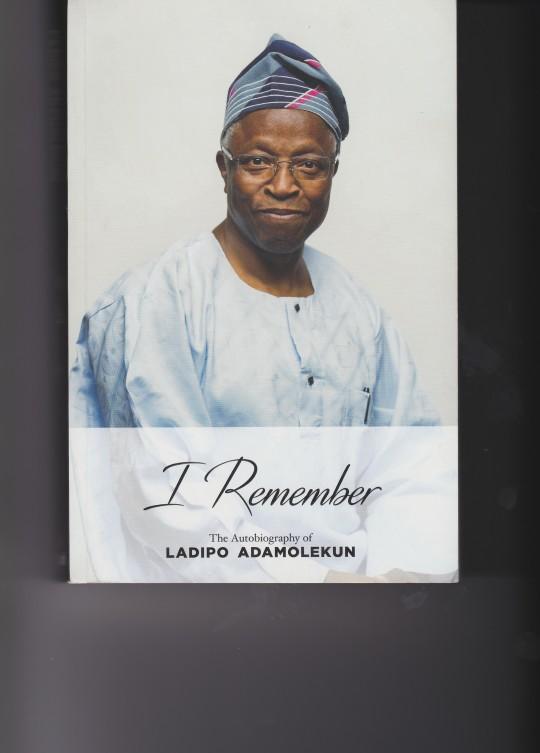 L. Adamolekun