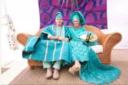 YORUBA WEDDINGon